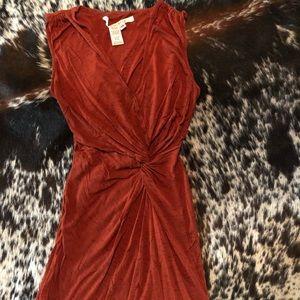 Ladies tee shirt material dress